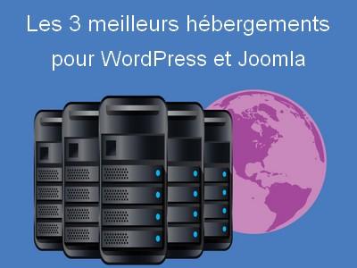 3fed136c20b Hébergement WordPress et Joomla   les 3 meilleures offres